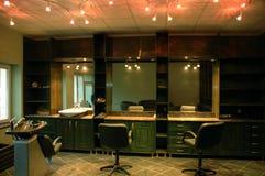 Le studio du coiffeur Images libres de droits
