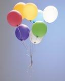 Le studio a tiré du ballon coloré de réception images libres de droits
