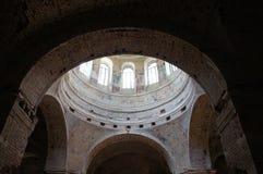 Le style architectural de l'église orthodoxe Image libre de droits