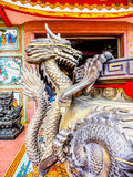 Le style d'Asiatique de dragon photos libres de droits