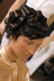 Le stylization du cheveu Photographie stock libre de droits