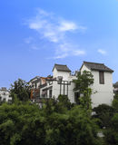 Le Su dénomment la villa photo libre de droits