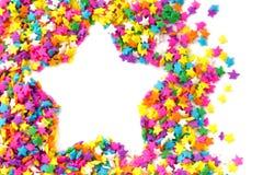 Le sucre arrose Image libre de droits