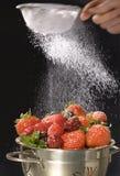 Le sucre tamisent Image libre de droits