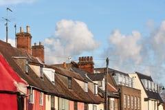 Le Suffolk Rooftope image libre de droits