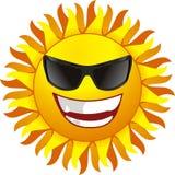 le sun stock illustrationer