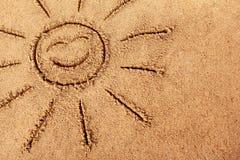 le sun Royaltyfria Bilder
