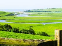 Le Sussex est, Angleterre Image libre de droits