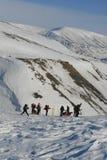 Le Svalbard Norvège Images libres de droits