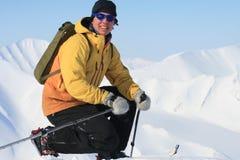 Le Svalbard Norvège Photo stock