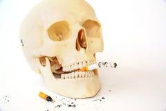 Le tabagisme des mises à mort, cessent le tabagisme Image libre de droits