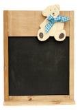 Le tableau noir des enfants Photographie stock