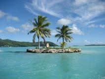 le Tahiti images libres de droits
