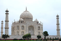 Le Taj Mahal photo stock