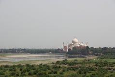 Le Taj Mahal Photo libre de droits