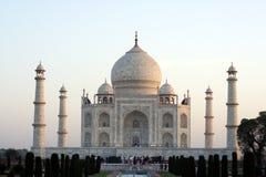 Le Taj Mahal, Âgrâ Photographie stock