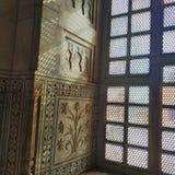 Le Taj Mahal images libres de droits