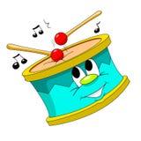 Le tambour Image libre de droits