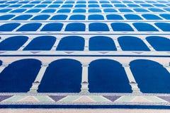 Le tapis musulman de mosquée, Foz font Iguacu, Brésil Image libre de droits