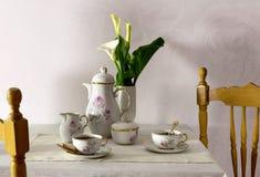 Le tazze di tè immagini stock