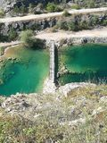Le Tchèque Grand Canyon et x22 ; Grand Amerika& x22 ; photos stock