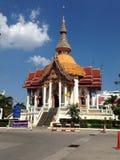 Le temple photographie stock