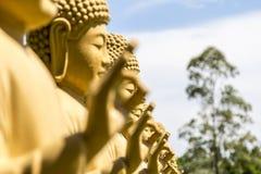 Le temple bouddhiste, Foz font Iguacu, Brésil Photographie stock