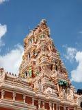 Le temple d'Ayer Itam Mahamariamman photos libres de droits