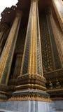 Le temple d'Emerald Buddha (kaew de phra de Wat) et palais grand royal Photographie stock