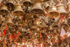 Le temple de Chitai, Almora, Inde Images libres de droits