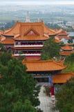 Le temple de Chongsheng Photo libre de droits