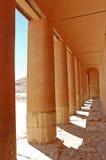 Le temple de Hatshepsut Photo libre de droits