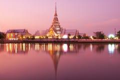Le temple de l'Ainsi-épine Image stock