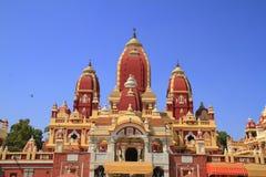 Le temple de Laxminarayan Photographie stock
