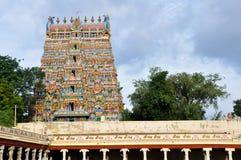Le temple de Meenakshi, Madurai (Inde) images libres de droits
