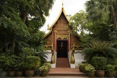 Le temple de Wat Phra Kaew est un du B le plus ancien et le plus vénéré Photographie stock