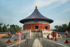 Le temple du Ciel, Beinig, Chine Image libre de droits