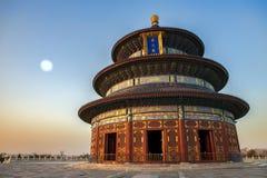 Le temple du Ciel dans Pékin Image libre de droits