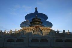 Le temple du Ciel en Chine photo stock