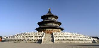 Le temple du ciel, Pékin Images libres de droits