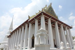 Le temple du roi Photo libre de droits