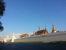 Le temple en Thaïlande Photographie stock