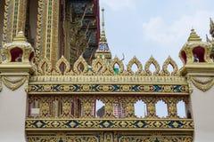 Le temple en Thaïlande Images stock