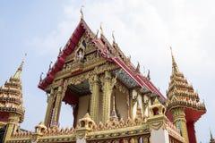 Le temple en Thaïlande Photographie stock libre de droits