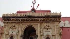 Le temple le plus ancien Images libres de droits