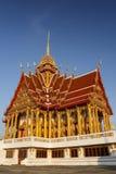 Le temple, Thaïlande Photos stock