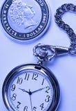 Le temps, c'est de l'argent, concept Photographie stock libre de droits