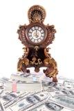 Le temps, c'est de l'argent, richesse Photographie stock libre de droits
