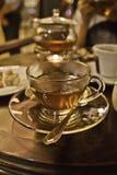 Le temps de thé Photos stock