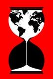 Le temps est en hausse Images libres de droits